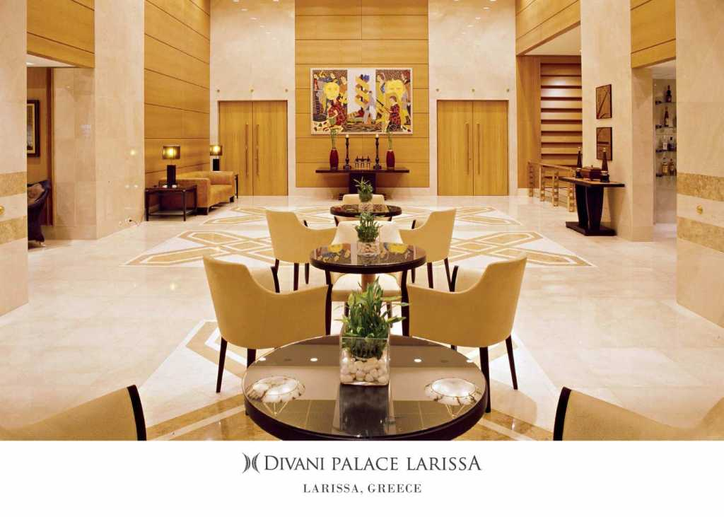 Divani Palace Larissa - Corporate Brochure