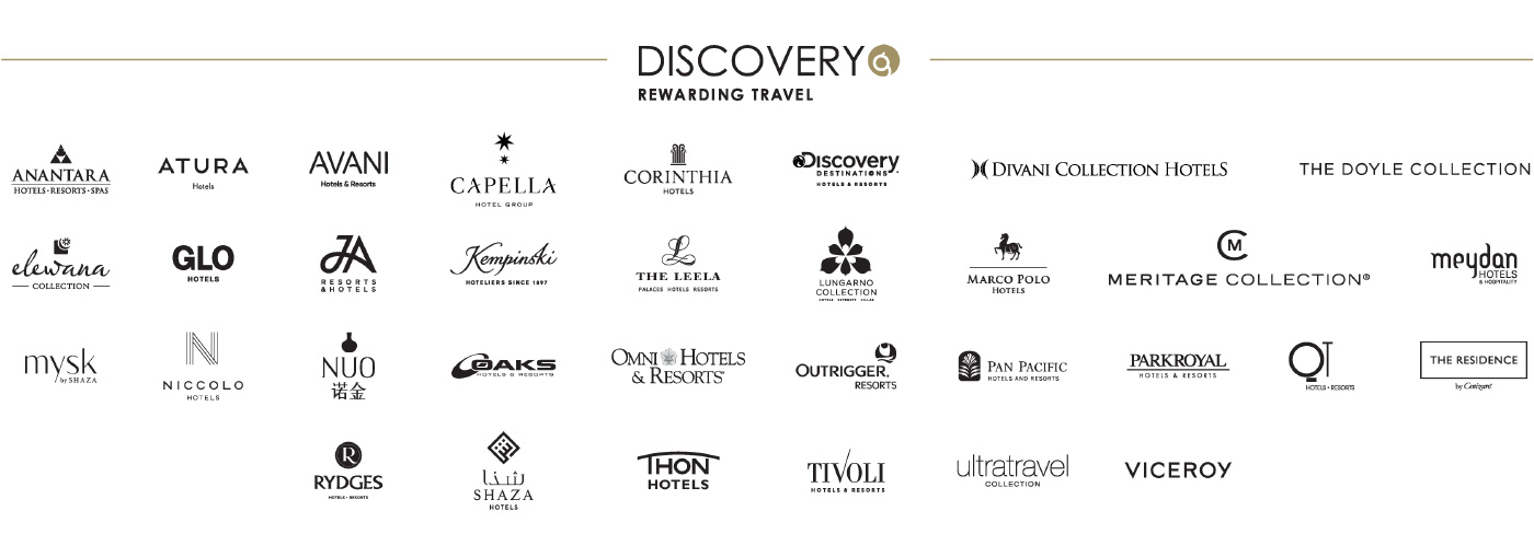 GHA Discovery Group of Hotels